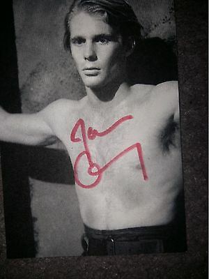 JASON CONNERY - Doctor Dr Who Autograph Signed