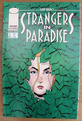 Strangers In Paradise #8 (1997) Terry Moore VF/NM- Combined Postage Available