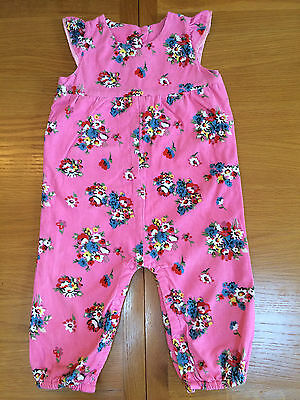 Baby Boden Girls' Dungarees