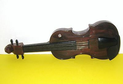 Musical Violin Plastic programmed pre-recorded songs Teh Sheng Electronics