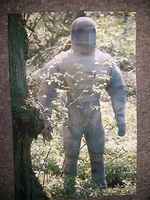 NICK BURNELL - Doctor Dr Who Autograph Signed