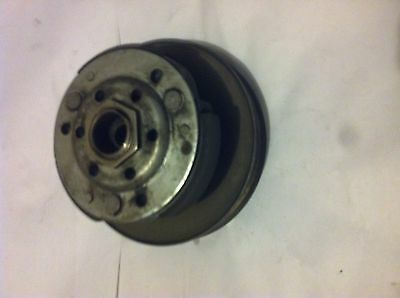 Piaggio Zip 50 2 Stroke Clutch Pulley Assembly (BREAKING PIAGGIO ZIP 50 2t 2001)