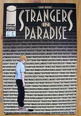 Strangers In Paradise #7 (1997) Terry Moore Vf/NM- Combined Postage Available