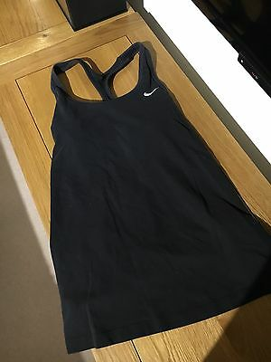 Women's Nike Vest Gym Top - Small