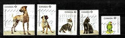 ## NEW ## Canada 2013 Adopt A Pet issues