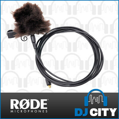 RODE Lavalier Clip-on Microphone Lapel Mic - Australian Made