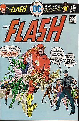 Old DC Comic The Flash #239