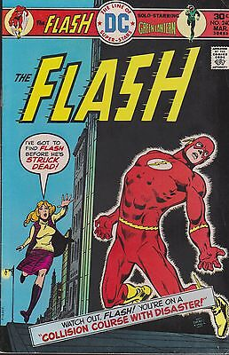 Old DC Comic The Flash #240
