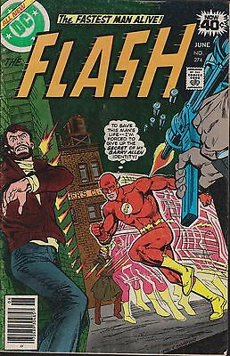 Old DC Comic The Flash #274