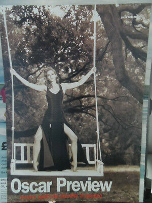 Julia Roberts, A4 Laminated Image, Excellent picture from magazine, L@@K!