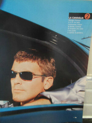 George Clooney, A4 Laminated Image, Excellent picture from magazine, L@@K!