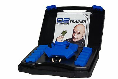 Bas Rutten 02 O2 Trainer Elevation Mask Altitude Training NEW IN STOCK