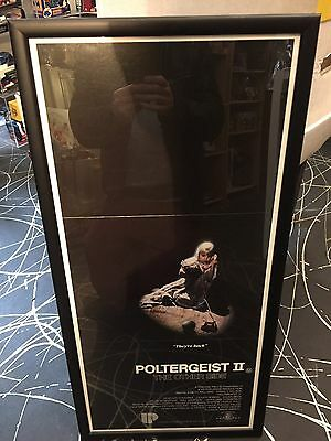 Poltergeist II The Other Side Original One Sheet Poster