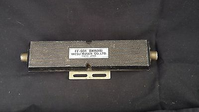 Yaesu Low Pass Filter 1200W Ham Radio