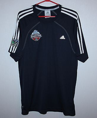 Rare MLS All Stars 2007 USA special player issue training shirt Adidas Size L