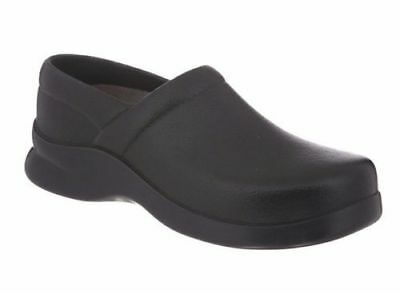Klogs Footwear Bistro Black Men's Slip-Resistant Clogs Sizes 8 9 10 11 12 13 MED