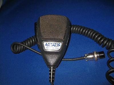 Astatic Model 575M6 CB Microphone  100% USA Model  The Best Handheld Mike Ever!