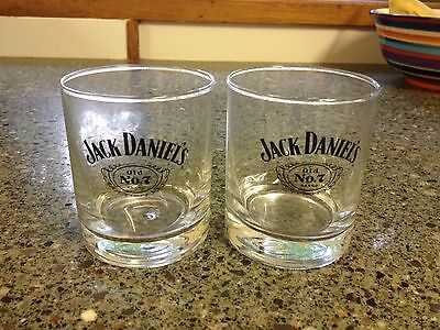 Collectible Jack Daniels Tennessee Whiskey Spirit Glass