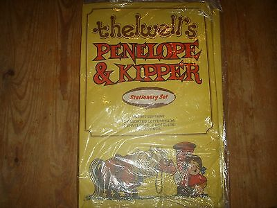 Vintage Thelwell Pony Penelope and Kipper Stationary Set Sealed