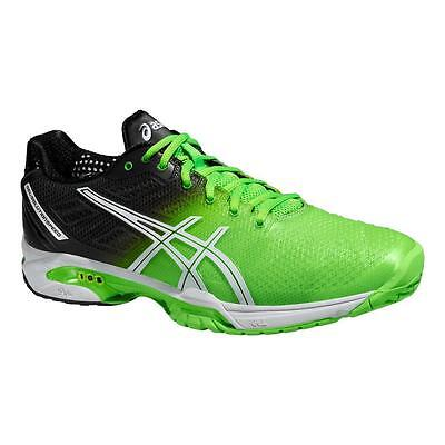 New Asics Men's GEL-Solution  Speed 2 Clay Court Tennis Shoes/trainers/sneakers