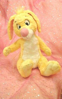 """large 15"""" Rabbit Soft Toy from Winnie The Pooh Disney Thick Plush Fur"""