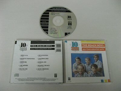 The Beach Boys all time greatest hits - CD Compact Disc