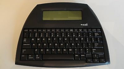 ALPHASMART NEO 2 Tablet Learning System TESTED WORKING w/apps loaded