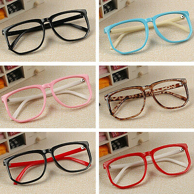 Retro Children Glasses Frame Plastic Girls Fashion Hot Boys Square Simple