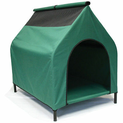Pet Kennel House Waterproof Puppy Warm Soft Outdoor Portable Flea Mite Dog & Cat
