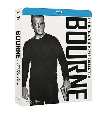Bourne - Movie Collection (5 Blu-Ray)