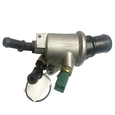 For Vauxhall Vectra C 1.9 CDTI,1.9 CDTI 16V Thermostat Housing W Sensor 55187784