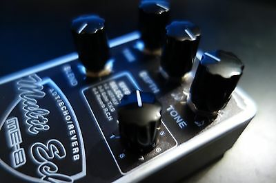 Keeley ME-8 Multi Echo Pedal boxed