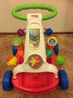 Fisher price activity baby / toddler walker - Excellent condition