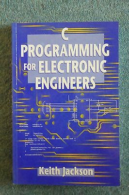 C Programming for Electronic Engineers by Keith Jackson (Paperback, 1995)