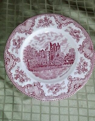 johnson bros old britain castles plate