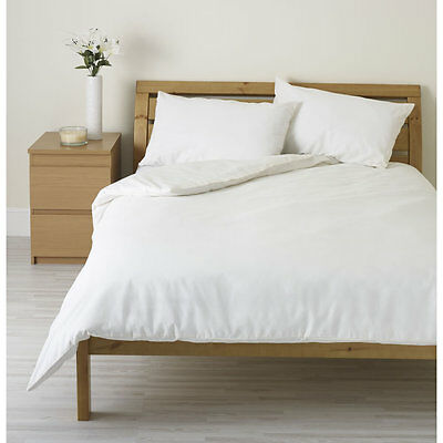 Hypo-allergenic Waterproof Zipped Duvet Protectors (Double)