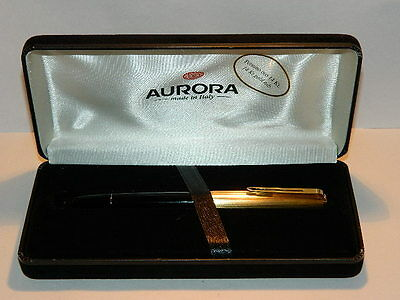 Aurora Vintage Fountain Pen Model 88P Made In Italy 1958 Very Rare Very Nice
