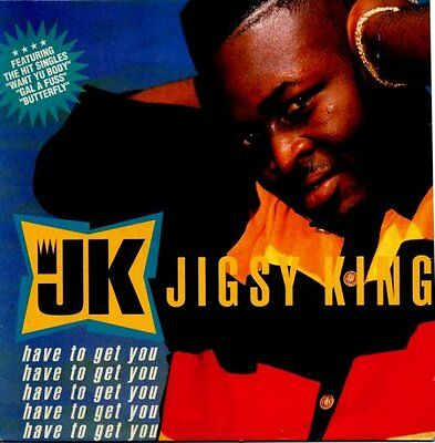 Jigsy King Have To Get You Reggae LP