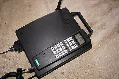 Siemens C5 vintage new boxed! BRICK MOBILE PHONE RETRO COLLECTABLE