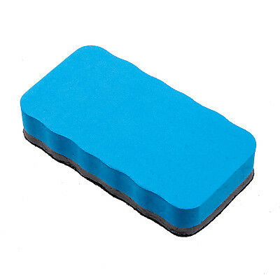Magnetic White Board Dry Wipe Drywipe Cleaner Eraser SP
