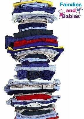 Job Lot of 100 (Used) Mixed Age - Boys Clothes - Grade `A` - 0-16 Years