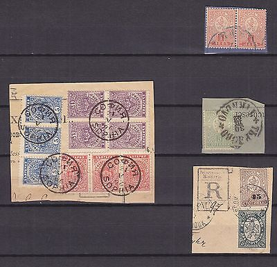 OLD BULGARIA on LETTERS and PIECES