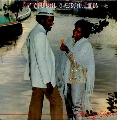 Tim Chantell & Ornell Hinds Together Again Reggae LP
