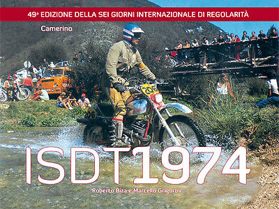 ISDT1974 International Six-Days Enduro - Il libro - The book