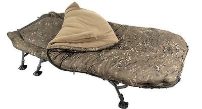 Nash Indulgence Air Bed Conversion Bag,Wide T9221 New RRP £175