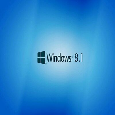 Barebone/Scrap PC with Genuine Windows 8.1 Pro 32/64 bit COA Product Key