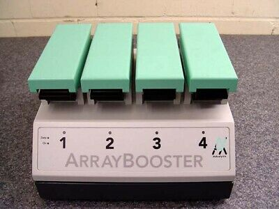 Advalytix Array Booster AB410 Hybridisierung Station DNA protein microarrays