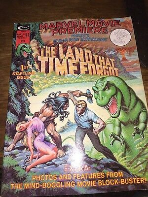 Marvel Movie Premiere - Vol 1, #1 - The Land That Time Forgot - 1975