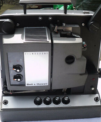 Bell & Howell Projector 655 8D Film - 16mm Filmosound