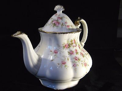 Vintage Paragon Victoriana Rose Teapot - two available
